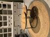 Afbeeldingen van CARMIN' Wayne Salontafel Set 73 cm Grijs Mangohout