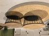 Afbeeldingen van CARMIN' Fremont Salontafel Set 80 cm Bruin/Zwart Mangohout