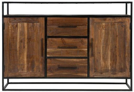 Afbeeldingen van CARMIN' Oklahoma Dressoir Mangohout 150 cm