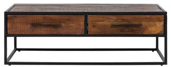 Afbeeldingen van CARMIN' Oklahoma Salontafel 120 cm Mangohout