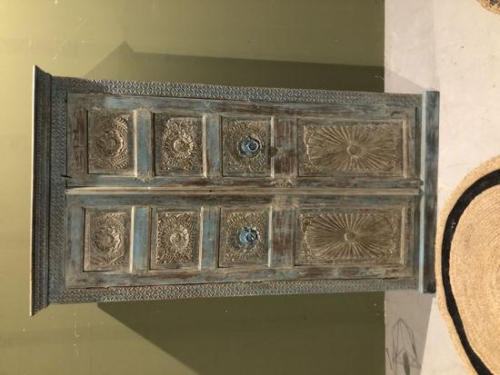 Afbeeldingen van CARMIN' Lisa Indische Kast 218 cm