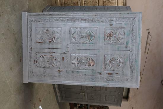 Afbeeldingen van CARMIN' Indische Kast Lucas 220 cm