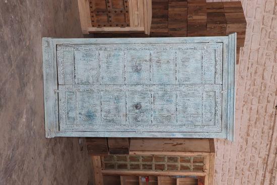 Afbeeldingen van Carmin' Indische Kast Nouk 214 cm
