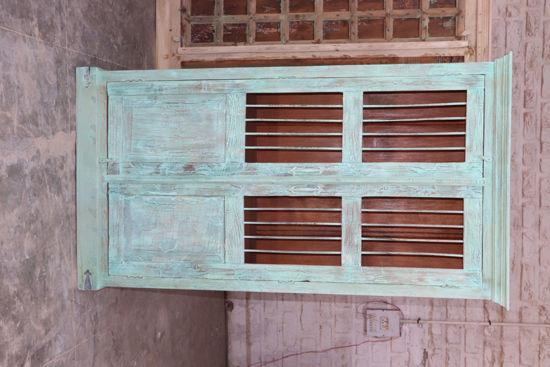 Afbeeldingen van Carmin' Indische Kast Linda 205 cm