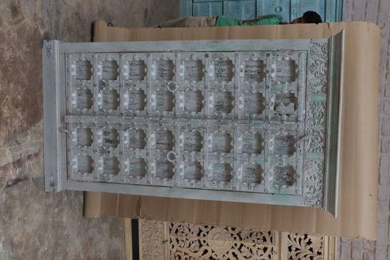 Afbeeldingen van Carmin' Indische Kast Thijs 173 cm